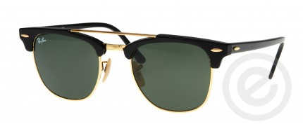 Ray Ban Clubmaster Double Bridge RB3816 901