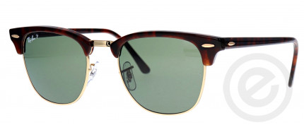 Ray Ban Clubmaster RB3016 990/58 Polarized
